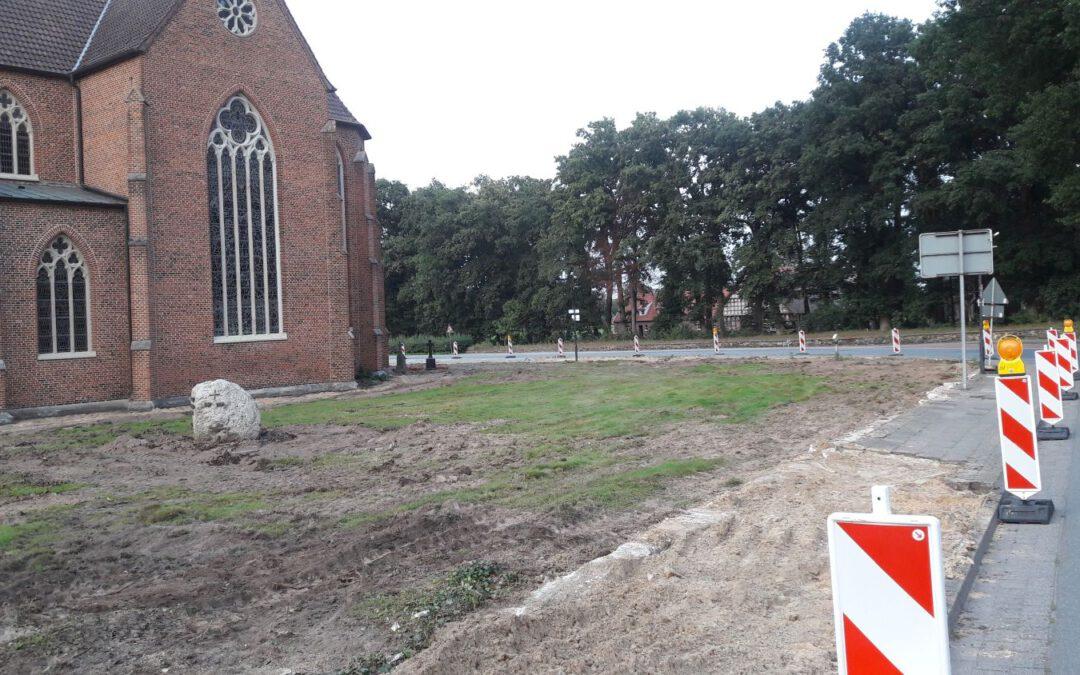 Aktuelle Bilder rund um die Kirche